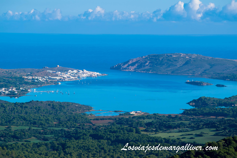 El lugar mas alto de Menorca, Monte toro - Los viajes de Margalliver